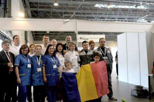 Concurs ISSA Interclean – Varsovia 2013